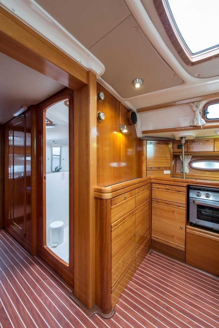Bavaria 50 Cruiser (Handakas)  - 6