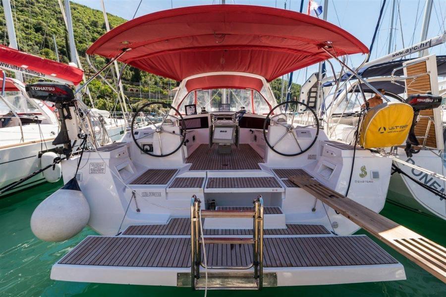 Oceanis 48 - 5 cab. (Ultra Dubrovnik)  - 0