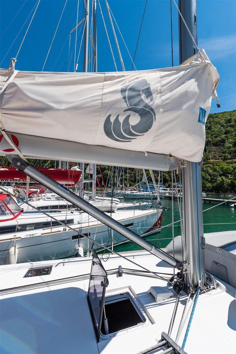 Oceanis 48 - 5 cab. (Ultra Dubrovnik)  - 6