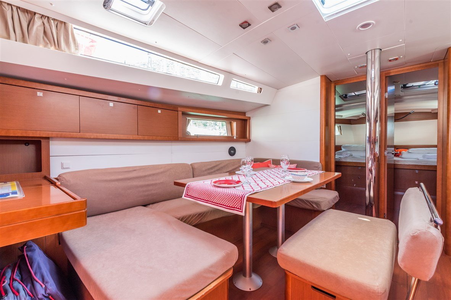 Oceanis 48 - 5 cab. (Ultra Dubrovnik)  - 9