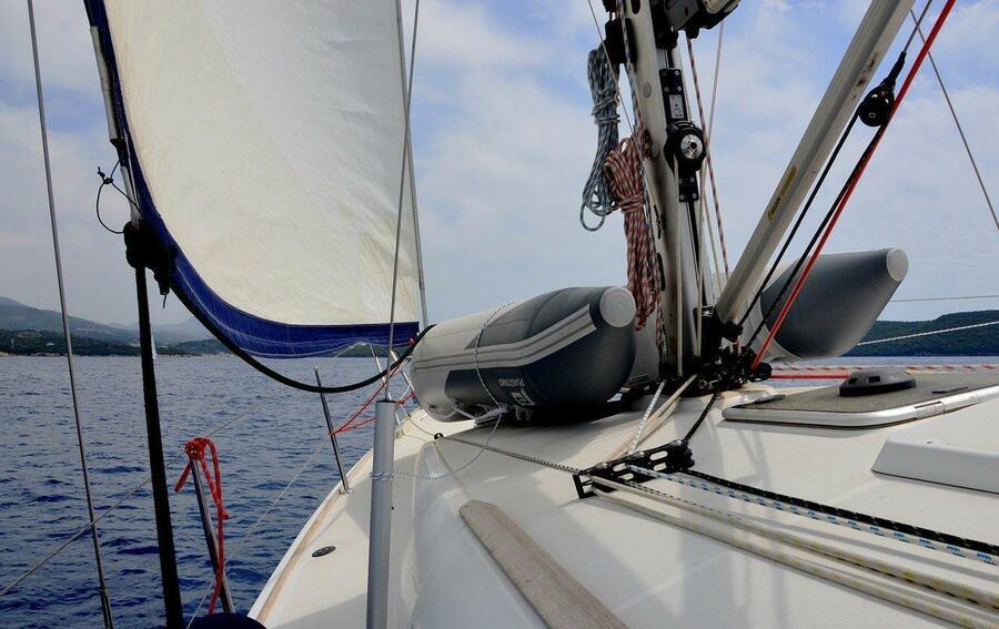 Sun Odyssey 39i (Pandimilia)  - 5