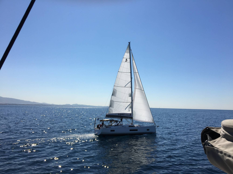 Oceanis 46.1 (Kos 46.5)  - 4