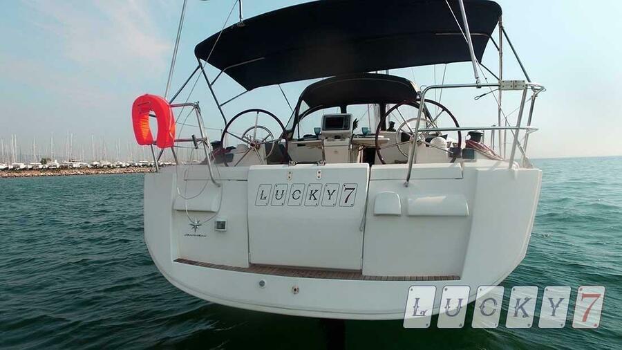 Sun Odyssey 439 (Lucky 7)  - 2