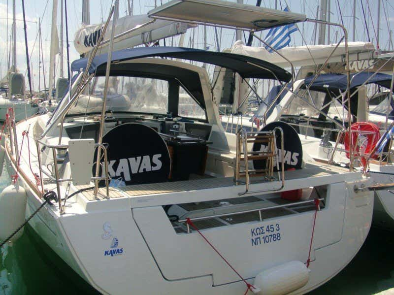 Oceanis 45 - 4 cab. (Kos 45.6)  - 0