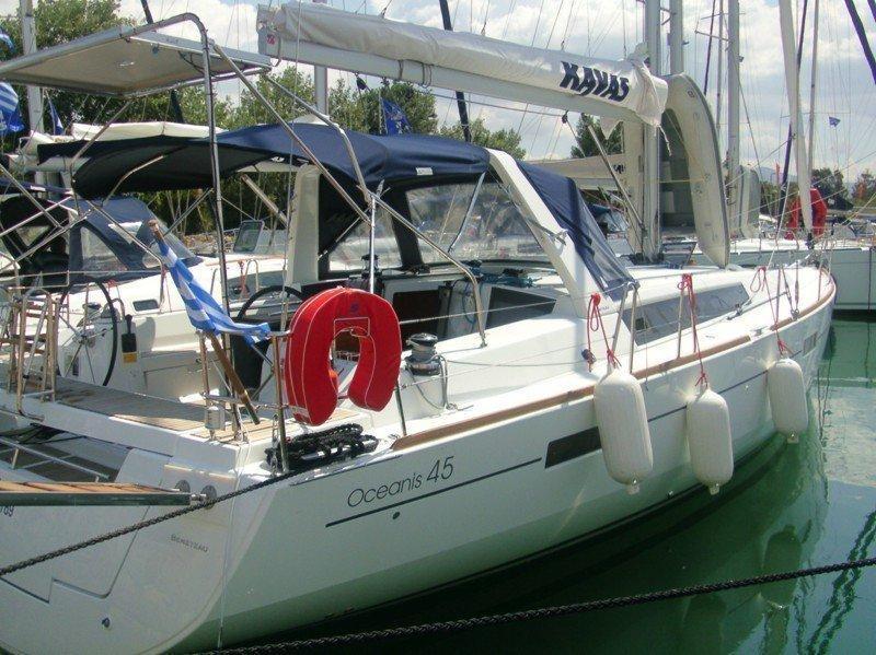 Oceanis 45 - 4 cab. (Kos 45.6)  - 2