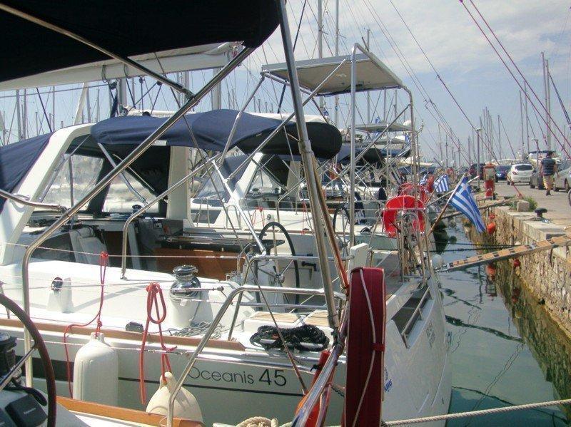 Oceanis 45 - 4 cab. (Kos 45.6)  - 3