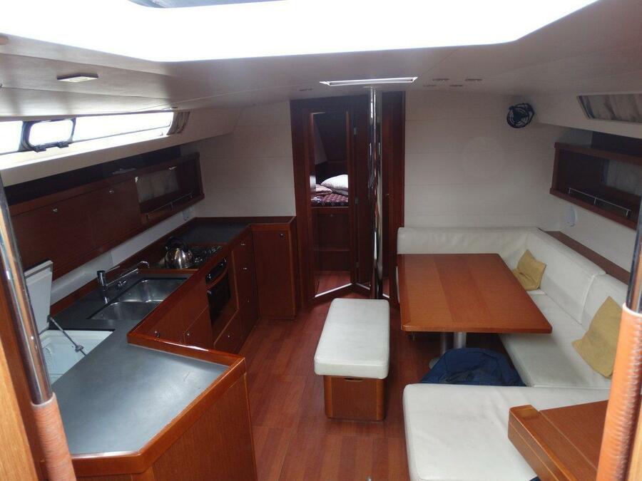 Oceanis 45 - 4 cab. (Kos 45.6)  - 8