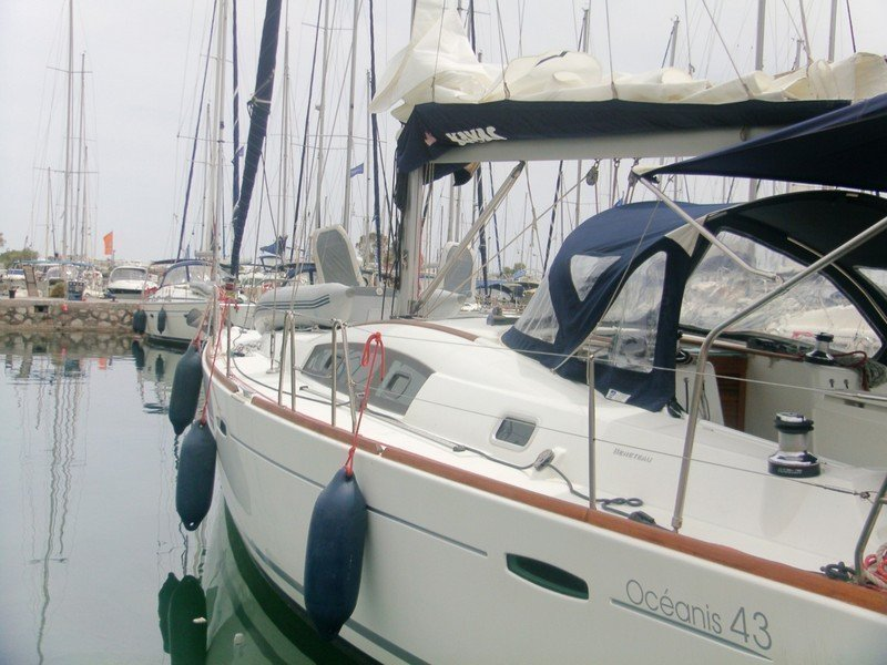 Oceanis 43 (Sifnos 43.3)  - 3