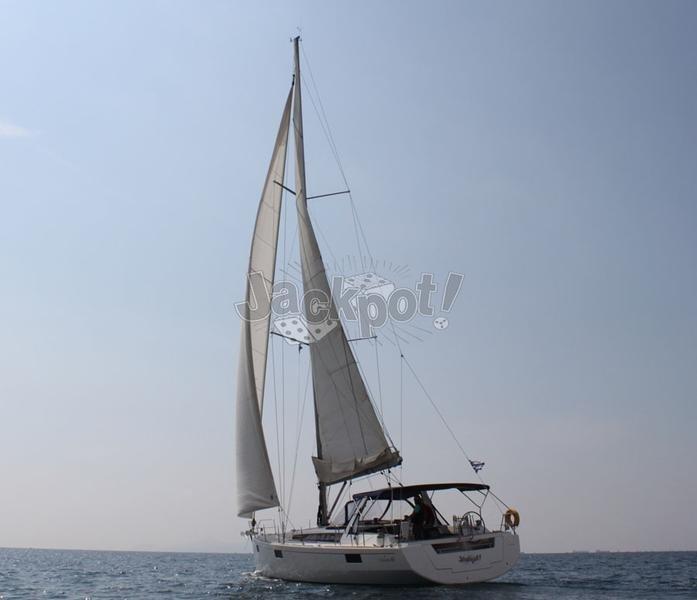 Oceanis 48 - 5 cab. (Jackpot)  - 3