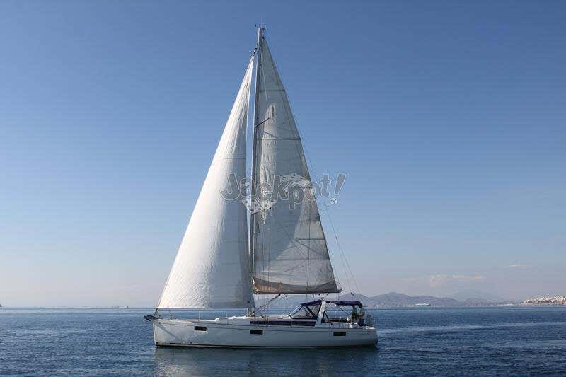 Oceanis 48 - 5 cab. (Jackpot)  - 4