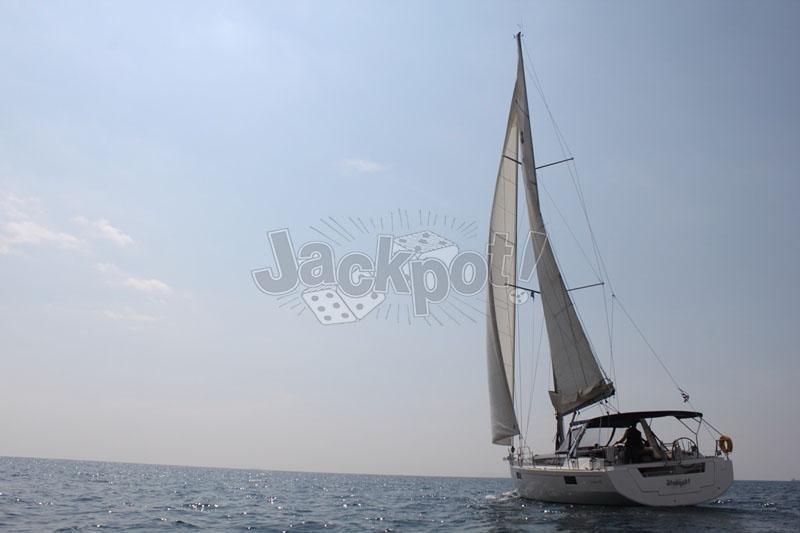 Oceanis 48 - 5 cab. (Jackpot)  - 5