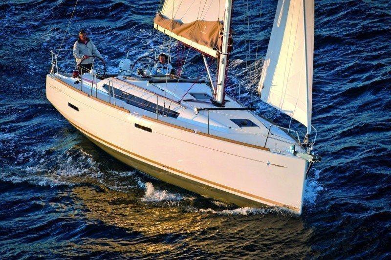 Sun Odyssey 389 (Marie)  - 0