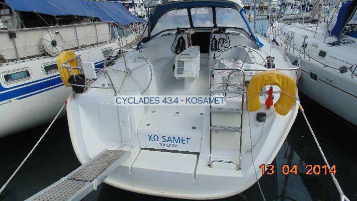 Cyclades 43.4 (Samet)  - 3