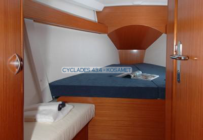 Cyclades 43.4 (Samet)  - 4