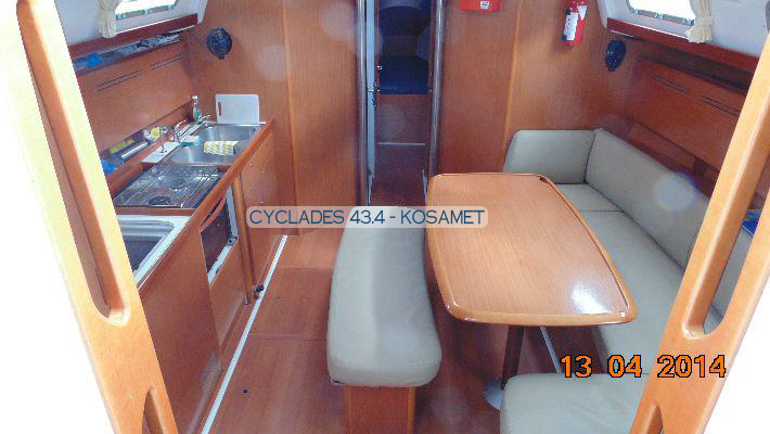 Cyclades 43.4 (Samet)  - 5