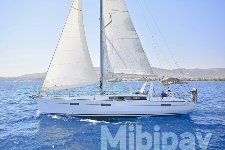 Oceanis 45 - 4 cab. (Mibipay)  - 15