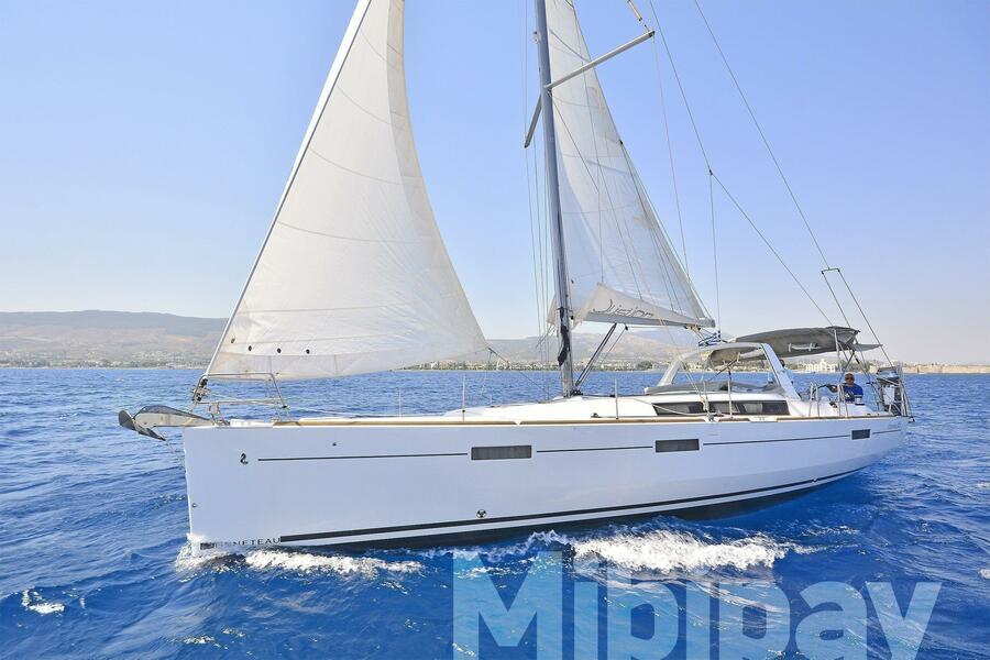 Oceanis 45 - 4 cab. (Mibipay)  - 16