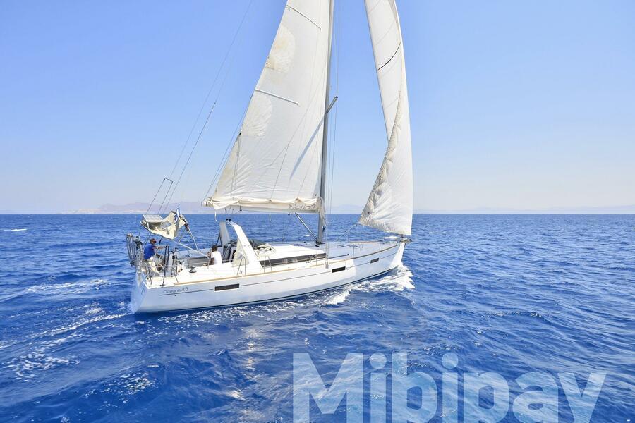 Oceanis 45 - 4 cab. (Mibipay)  - 17