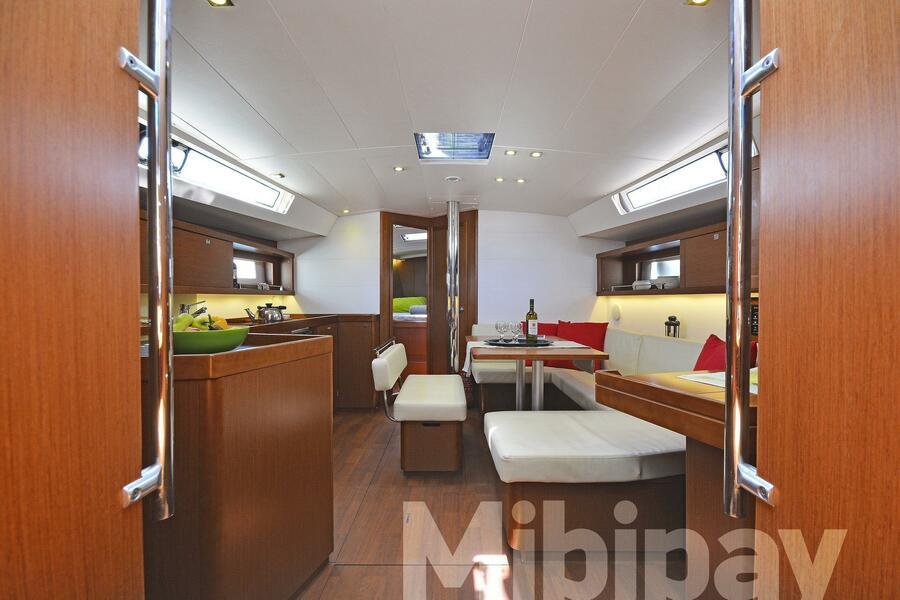Oceanis 45 - 4 cab. (Mibipay)  - 23