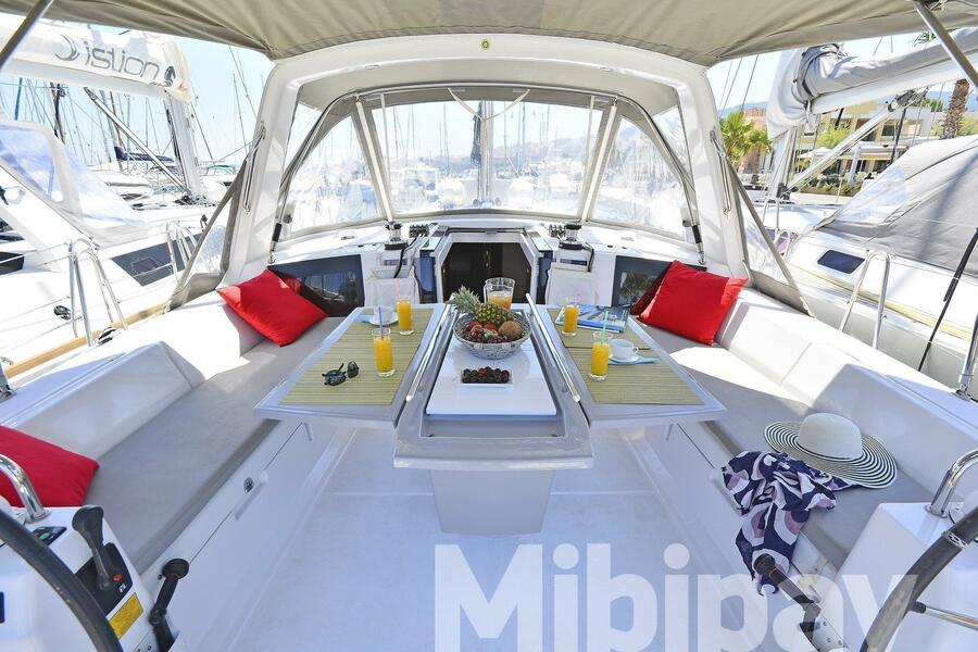 Oceanis 45 - 4 cab. (Mibipay)  - 36