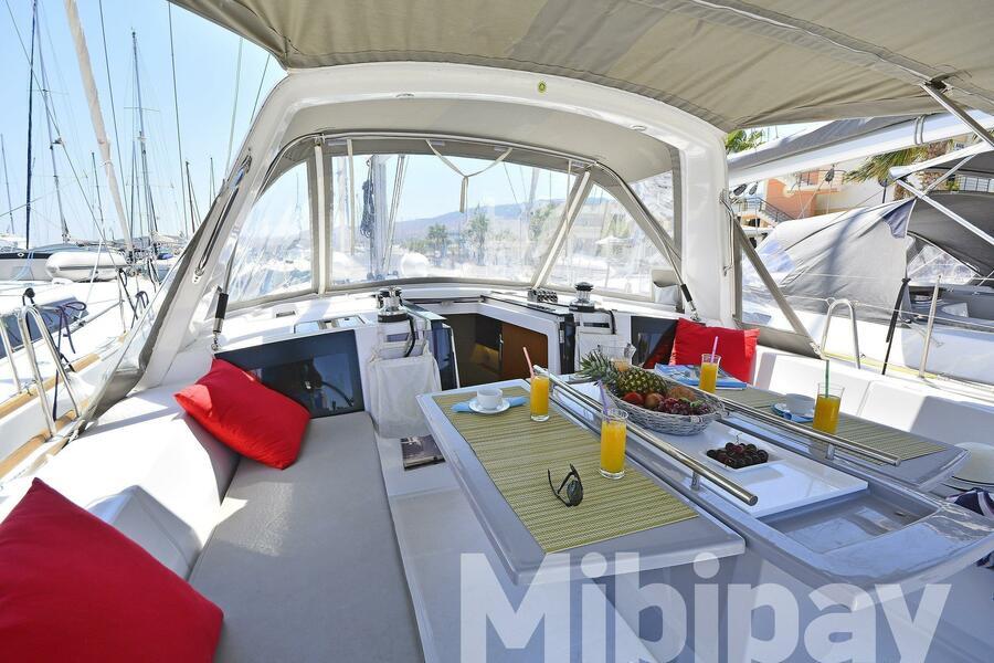 Oceanis 45 - 4 cab. (Mibipay)  - 37