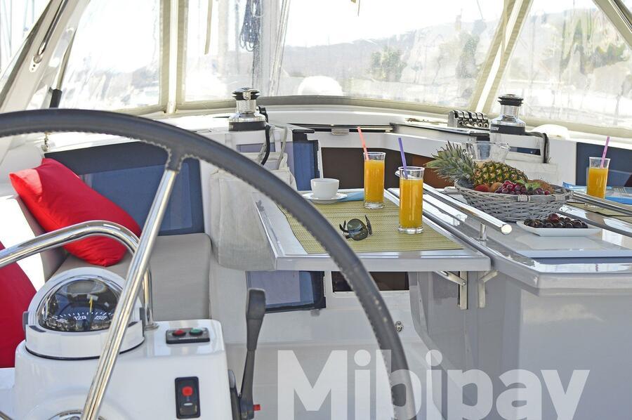 Oceanis 45 - 4 cab. (Mibipay)  - 3