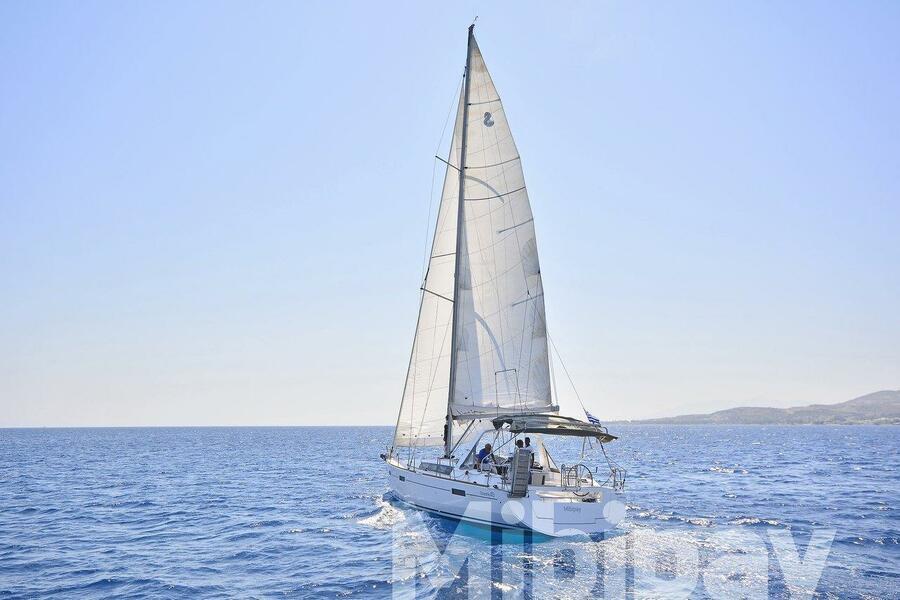 Oceanis 45 - 4 cab. (Mibipay)  - 6