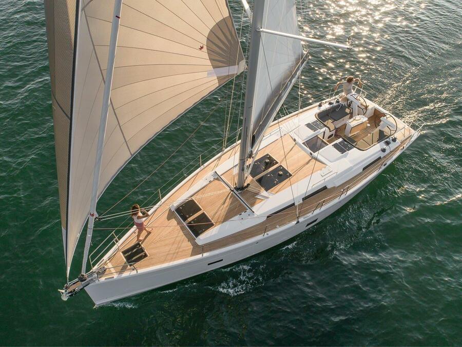 Hanse 458 (Adagio, A/C - shore power only)  - 0