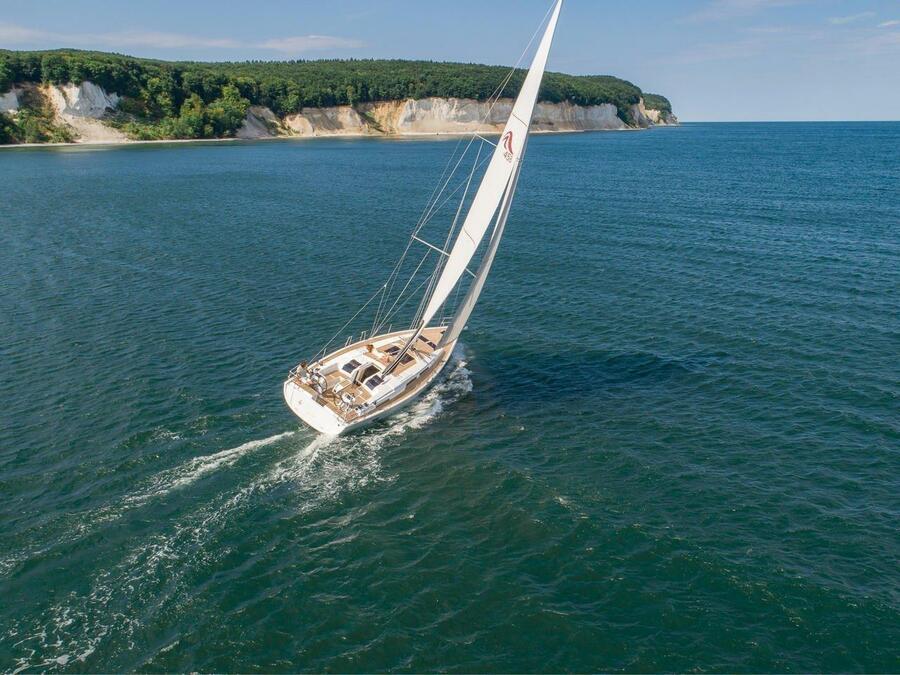 Hanse 458 (Adagio, A/C - shore power only)  - 3