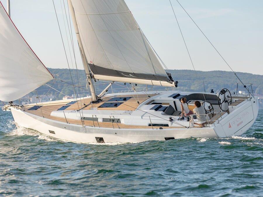 Hanse 458 (Adagio, A/C - shore power only)  - 5