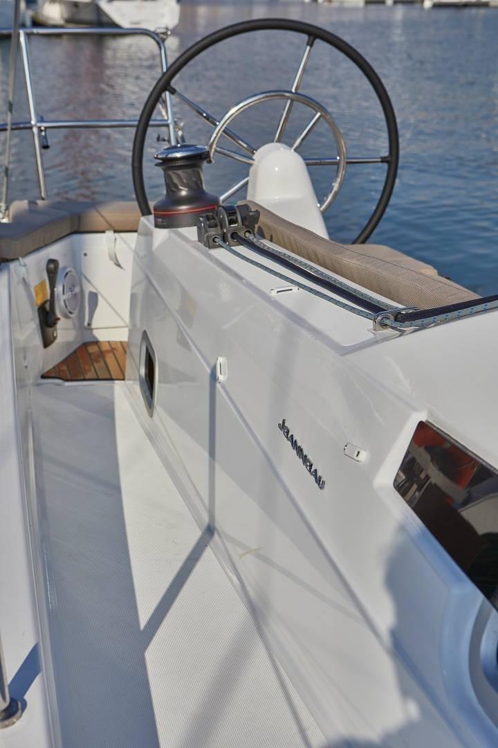 Sun Odyssey 410 - 3 cab. (Aquaholic)  - 5