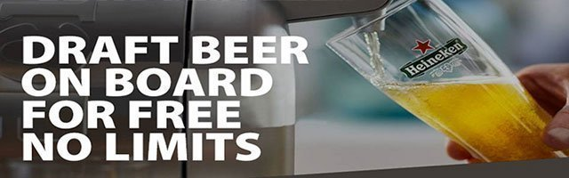 Harael- DRAFT BEER ON BOARD FOR FREE - 1