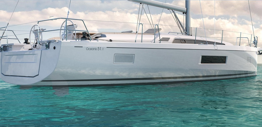 Oceanis 51.1 (Kalidna)  - 2