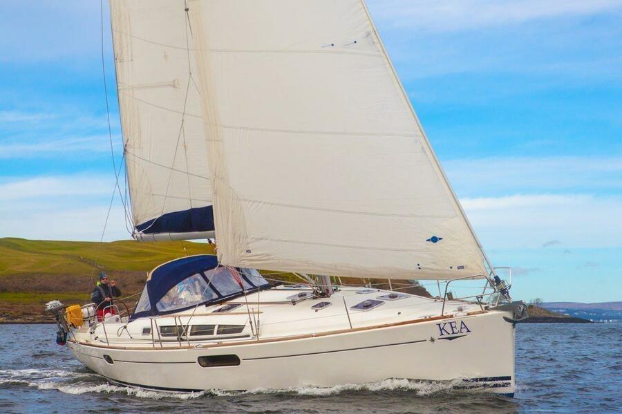 Sun Odyssey 44i (Kea)  - 0