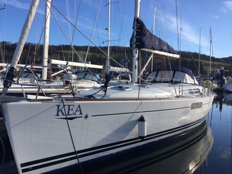 Sun Odyssey 44i (Kea)  - 2