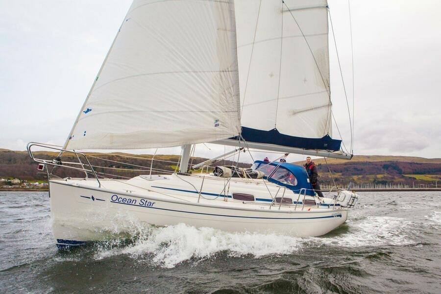 Bavaria 30 (Ocean Star)  - 0