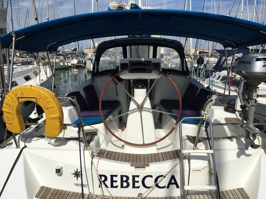 Sun Odyssey 36i (Rebecca)  - 0