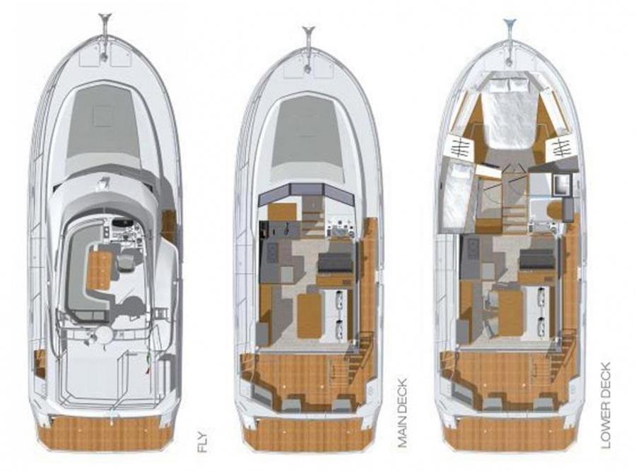 Swift Trawler 35 (Max)  - 1