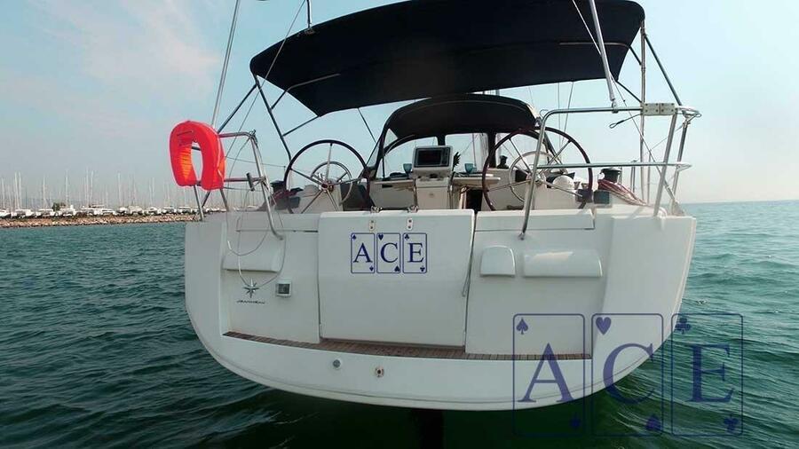 Sun Odyssey 439 (Ace)  - 2