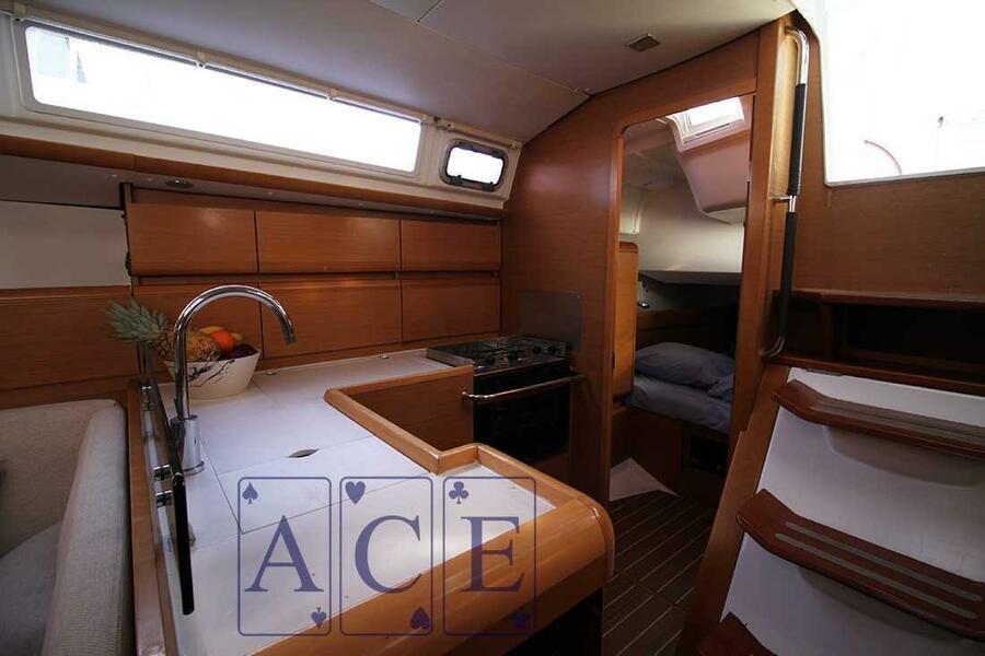 Sun Odyssey 439 (Ace)  - 7