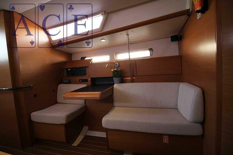 Sun Odyssey 439 (Ace)  - 9