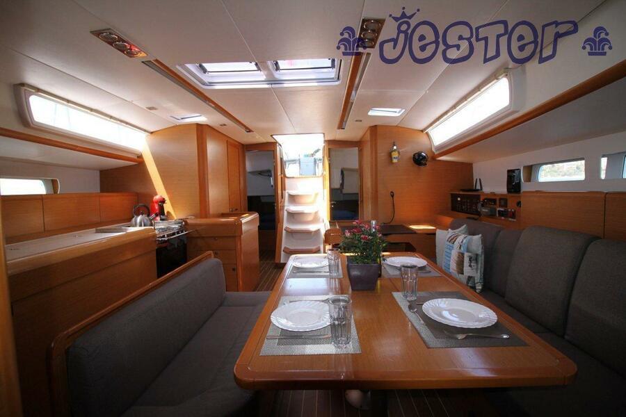 Sun Odyssey 509 - 5 + 1 cab. (Jester)  - 6