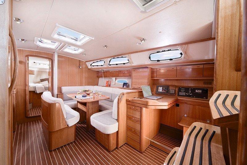 Bavaria 40 Cruiser (Emily)  - 4