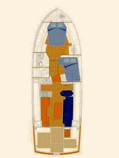 Swift Trawler 42 (Skitnica)  - 1