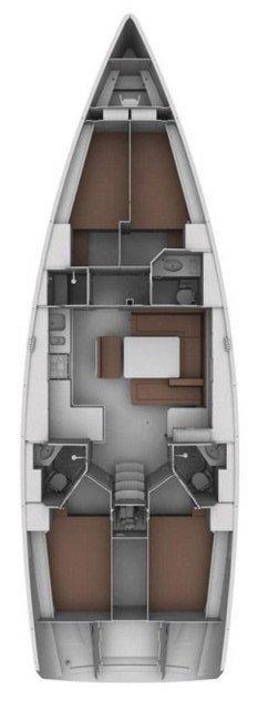 Bavaria Cruiser 45 - 4 cab. (Sea Melody)  - 1