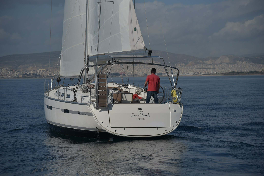 Bavaria Cruiser 45 - 4 cab. (Sea Melody)  - 5