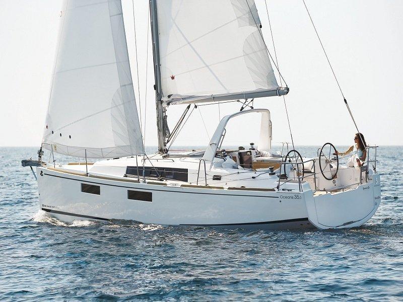 Oceanis 35.1 (Maya Bay 2)  - 0
