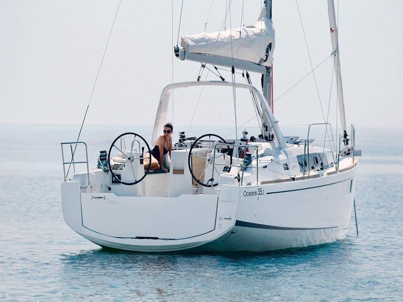 Oceanis 35.1 (Maya Bay 2)  - 1