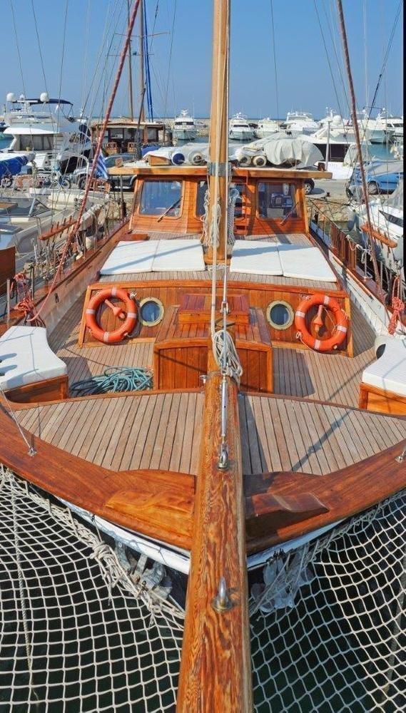 Gulet Aegeas (Aegeas)  - 5