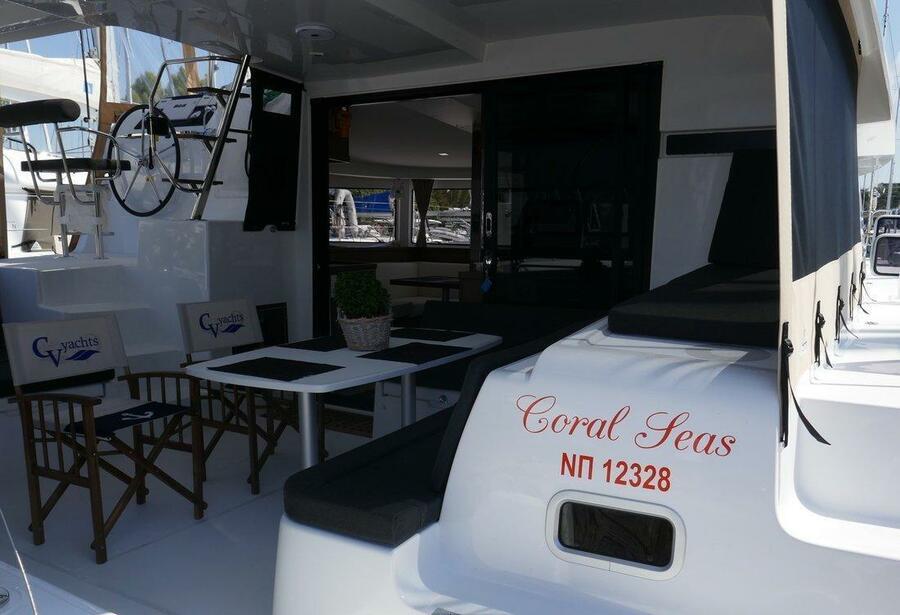 Lagoon 42 - 4 + 2 cab. (Coral Seas)  - 6